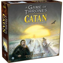 Asmodee Catan: A Game of Thrones - Brotherhood of the Watch