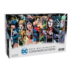 Cryptozoic DC Comics Deck-Building Game: Confrontations