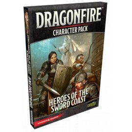 Catalyst Dragonfire - Character Pack 1- Heroes of the Sword Coast