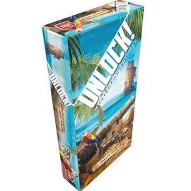 Space Cowboys Unlock! Escape Adventures: The Tonipal's Treasure