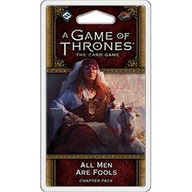 Fantasy Flight A Game of Thrones LCG: 2nd Edition - All Men Are Fools