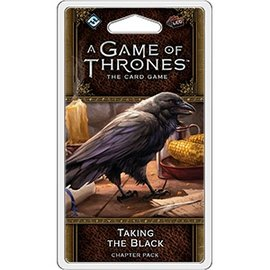 Fantasy Flight A Game of Thrones LCG: 2nd Edition - Taking the Black