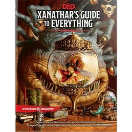 Wizards of the Coast Dungeons and Dragons: Xanathar's Guide to Everything