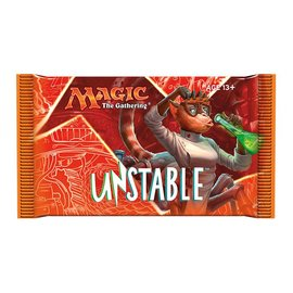 Wizards of the Coast Unstable Booster Pack