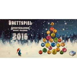 Frosted Games Brettspiel Advent Calendar 2016 - Essen (Compact Version)