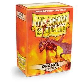 Dragon Shields Dragon Shields: (100) Matte Orange