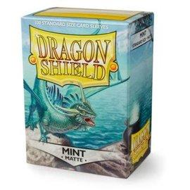 Dragon Shields Dragon Shields: (100) Matte Mint