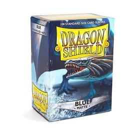 Fantasy Flight Dragon Shields: (100) Matte Blue
