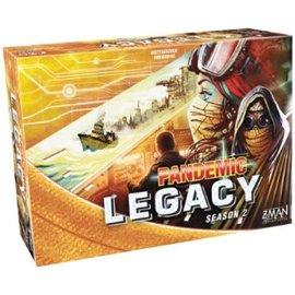 Z-Man Games Pandemic Legacy - Season 2 (Yellow)