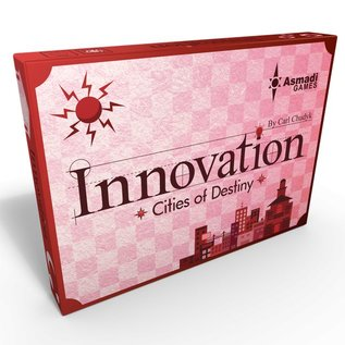 Asmadi Innovation: Cities of Destiny