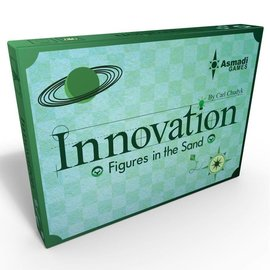 Asmadi Innovation: Figures in the Sand