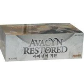 Wizards of the Coast Avacyn Restored Booster Box Korean