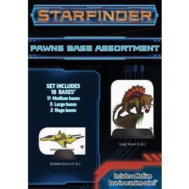 Paizo Starfinder RPG: Pawns - Base Assortment