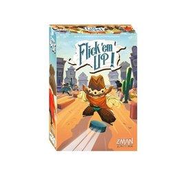 Z-Man Games Flick Em Up! (Plastic Edition)