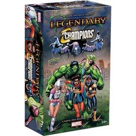 Upper Deck Marvel Legendary Deckbuilding Game: Champions