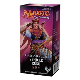 Wizards of the Coast Magic Challenger Deck - Vehicle Rush