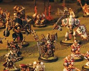 Miniatures War Gaming