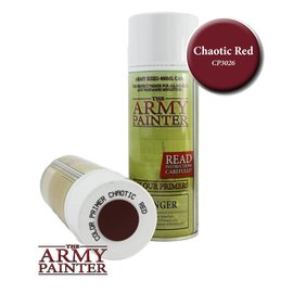 Army Painter Army Painter - Primer - Chaotic Red