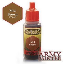 Army Painter Army Painter - Mid Brown