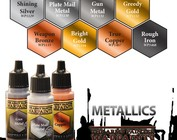 Army Painter Metallics Warpaints