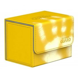 Ultimate Guard Ultimate Guard - Sidewinder Deck Case 100+ Chromiaskin - Yellow