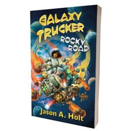 Czech Games Galaxy Trucker: Rocky Road Novel