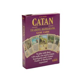 Asmodee Catan: Traders and Barbarians - Replacement Cards