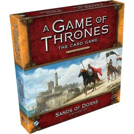 Fantasy Flight A Game of Thrones: The Card Game (Second Edition) - Sands of Dorne