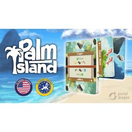 Portal Games Palm Island - The Portable Card Game All Weather