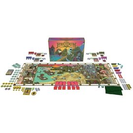 Odd Bird Games Feudum: Kickstarter Edition