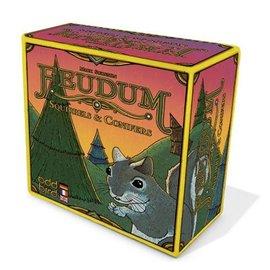 Odd Bird Games Feudum: Squirrels & Conifers Expansion