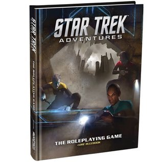 Modiphius Star Trek Adventures - The Roleplaying Game