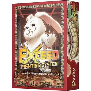 Level 99 Exceed :The Red Dragon Inn - Pooky Expansion
