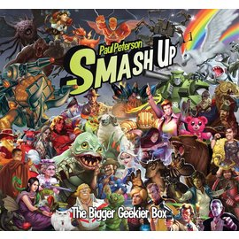 Alderac Entertainment Group Smash Up: Bigger Geekier Box