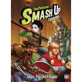 Alderac Entertainment Group Smash Up: Oops You Did it Again