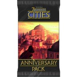 Repos Production 7 Wonders: Cities Anniversary Pack