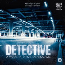 Portal Games Detective: A Modern Crime Board Game