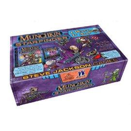 Steve Jackson Games Munchkin Starfinder: I Want it All