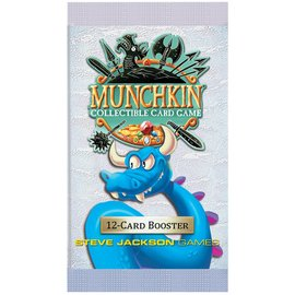 Steve Jackson Games Munchkin CCG - Core Booster Pack