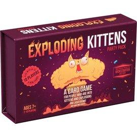 Exploding Kittens, LLC Exploding Kittens - Party Pack