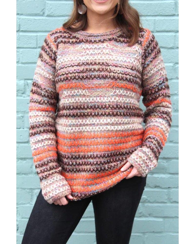 Harvest Yarn Sweater 78837
