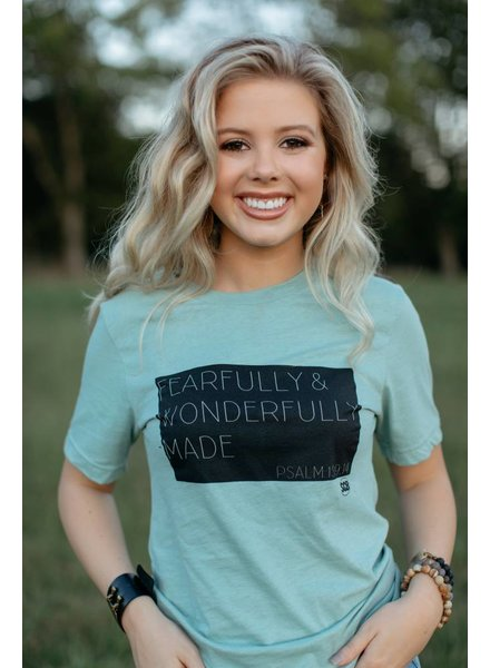 SC Fearfully and Wonderfully Tee