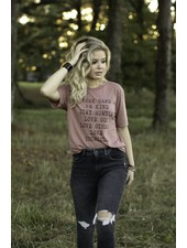 SCB Mantra Tee