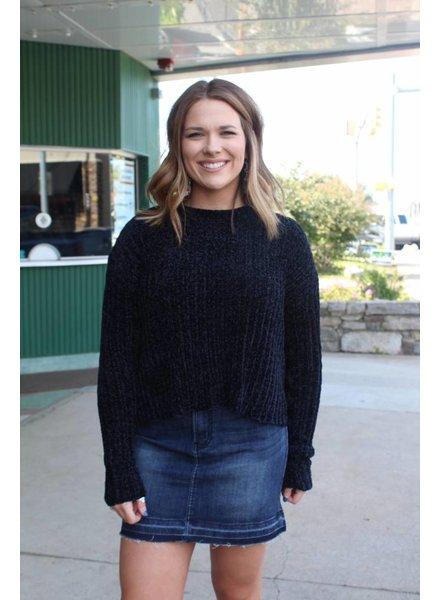 HYFVE Black Beauty Soft Sweater