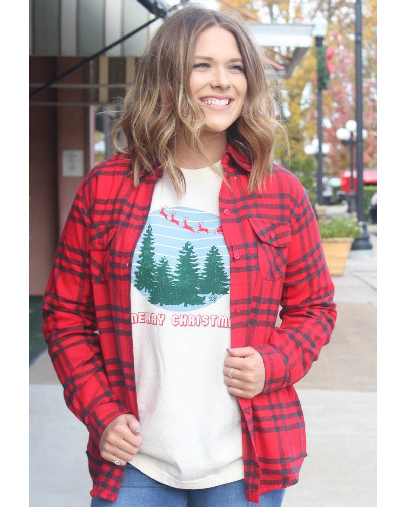 Apple B Classic Cozy Flannel