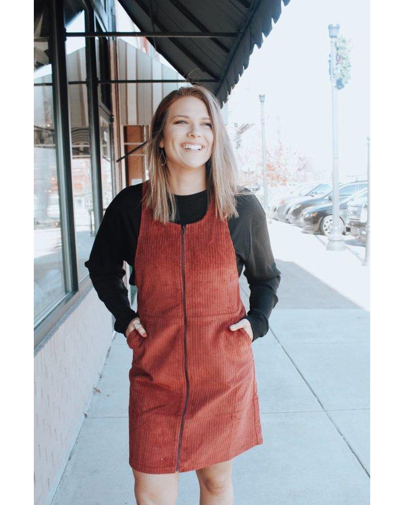 Fashion District LA Jess Cordury Dress