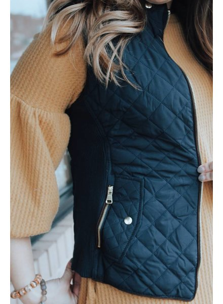 Nadia Southern Quilted Vest