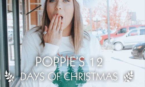 Poppie's Boutique 12 Days of Christmas 2018