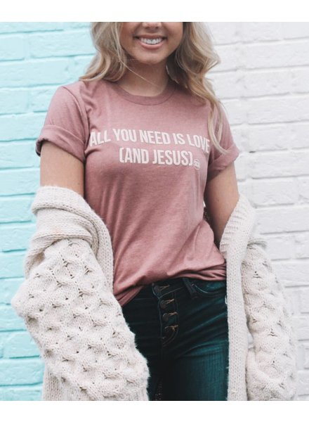 SCB All you need Soft Tee