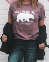 Love Bears All Soft Tee